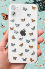 "Load image into Gallery viewer, 0.5"" Mini Butterfly Sticker Pack"