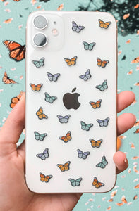 "0.5"" Mini Butterfly Sticker Pack"