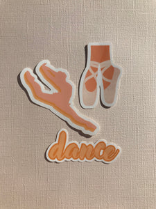 Dance Stickers
