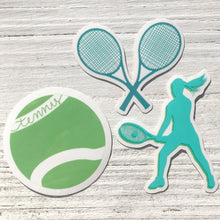 Load image into Gallery viewer, Tennis Stickers