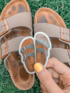Birkenstock Sticker
