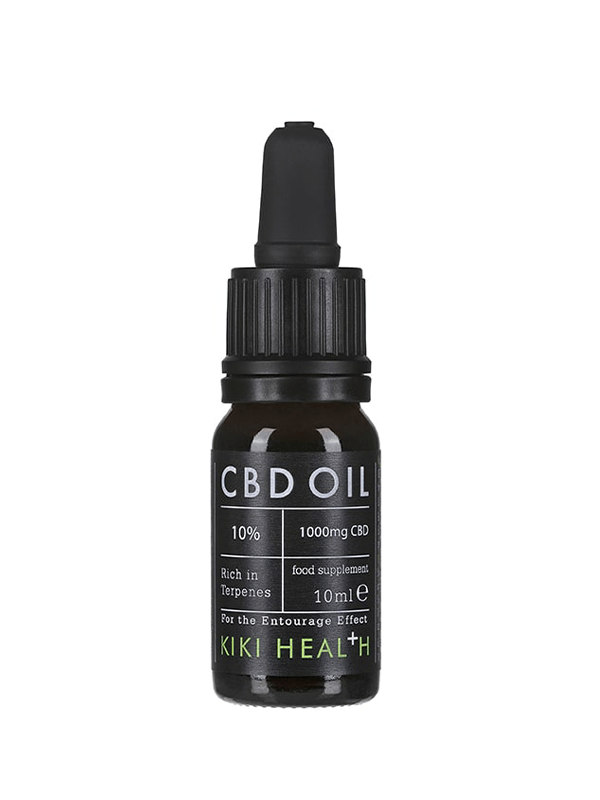 Kiki Health - CBD OIL 10%