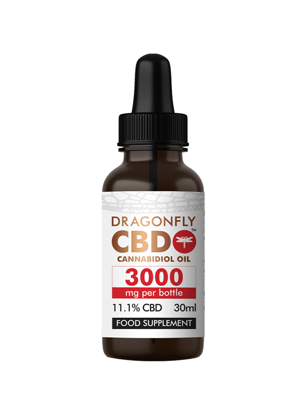 Dragonfly CBD Narrow Spectrum 30ml