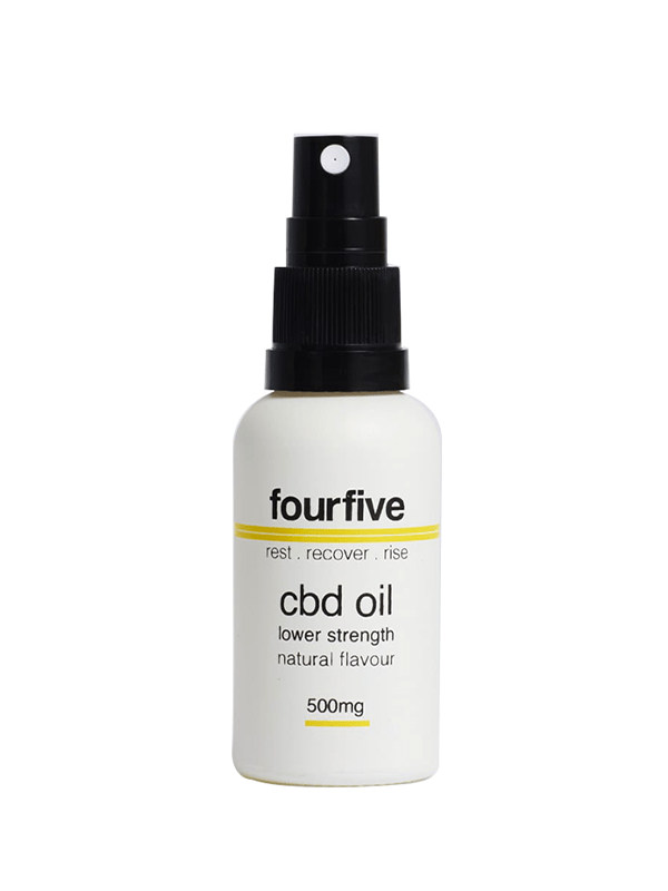 Fourfive cbd oil