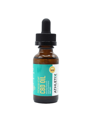 Athletix CBD OIL 1.6%