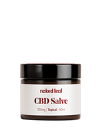 Naked Leaf  CBD Salve