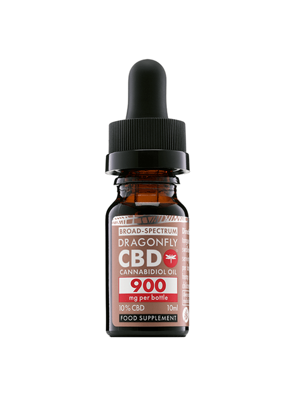 Dragonfly CBD Oil 900 mg