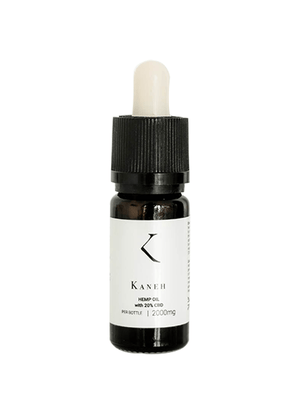 Kaneh Oil Drops Natural 20%