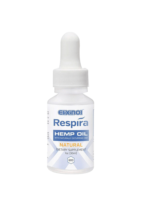 Elixinol Respira Hemp Oil