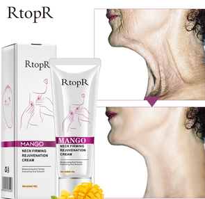 RTOPR 2 tube/lot  Mango Firming Neck Cream Beauty - silver-beauty-products
