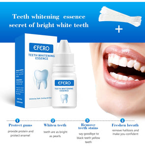 EFERO Teeth Whitening Serum Gel