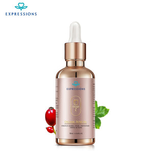 EXPRESSIONS Organic Rose Oil - silver-beauty-products