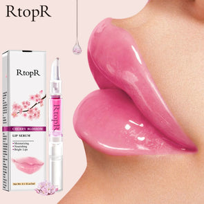 RTOPR Cherry Blossom Lip Serum - silver-beauty-products