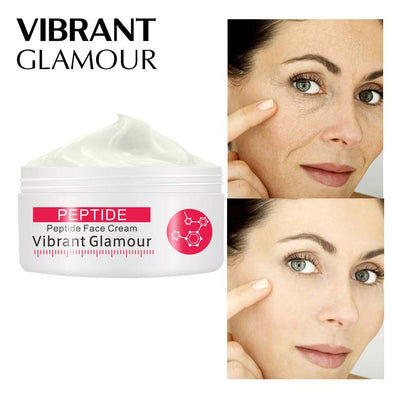 VIBRANT GLAMOUR Peptide Anti-wrinkle Face Cream