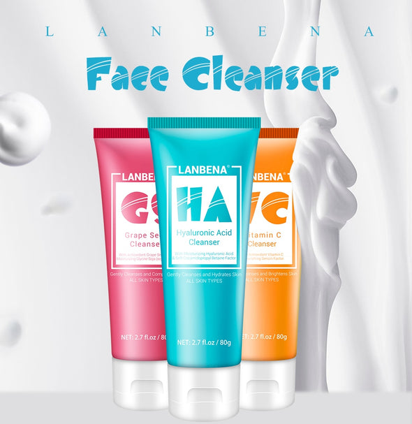 LANBENA Facial Cleanser - silver-beauty-products