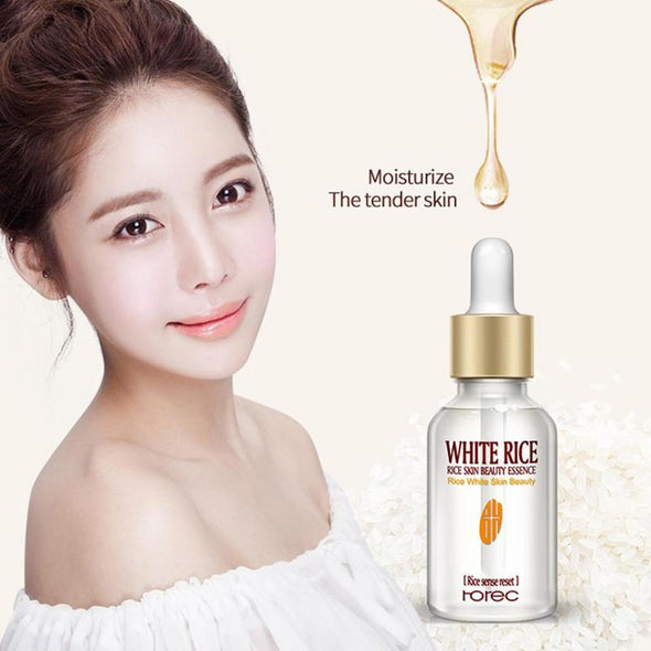 White Rice Face Serum - silver-beauty-products