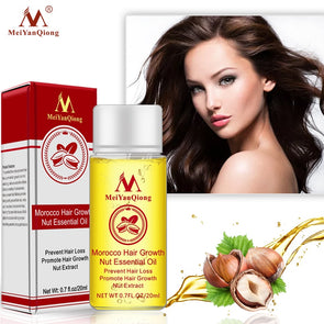 MeiYanQiong Hair Growth Essential Oil - silver-beauty-products