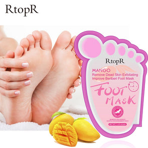 RTOPR Mango Foot Mask - silver-beauty-products
