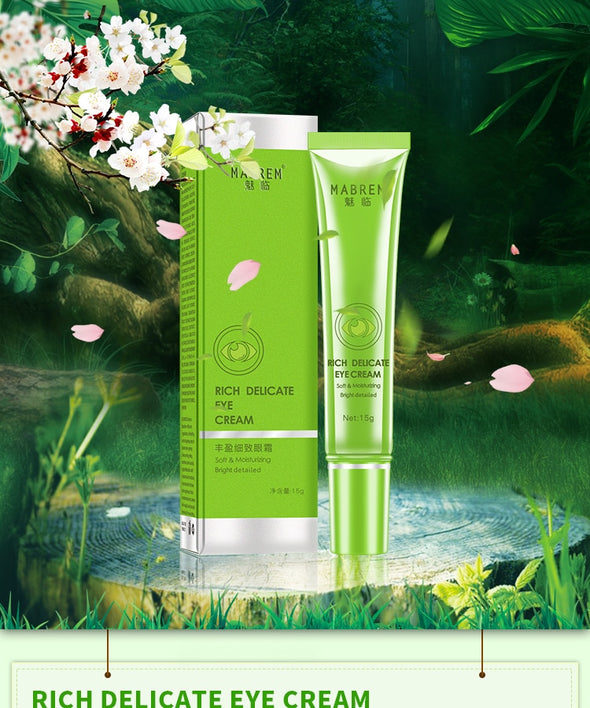 MeiYanQiong Rich And Delicate Eye Cream - silver-beauty-products