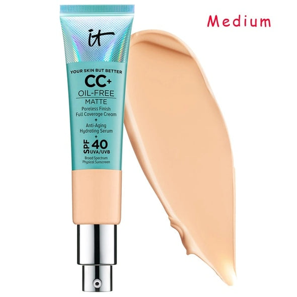 IT COSMETICS Full Cover SPF 40 CC Cream