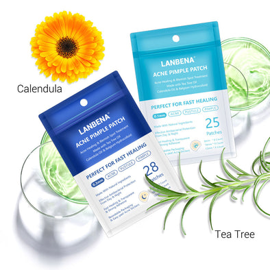 LANBENA Day Night Acne Removal Pimple Patch