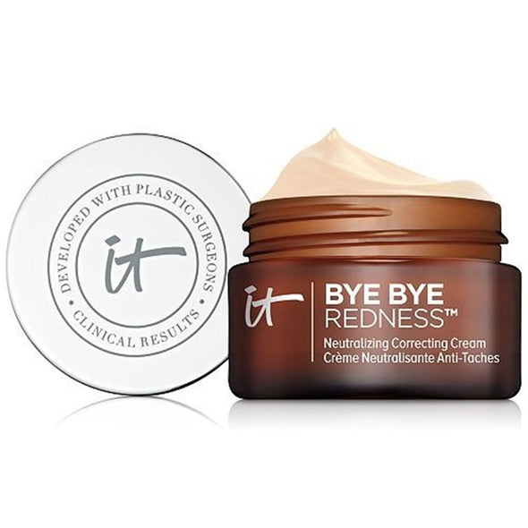 IT COSMETICS BYE BYE Redness Face Concealer Cream
