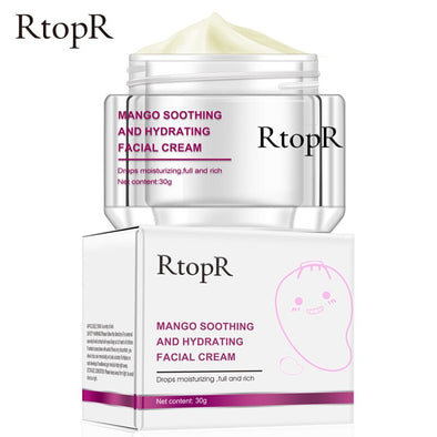 RTOPR Face Cream Whitening Mango Bright Moisturizer