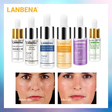 LANBENA Variety Skin Care Face Serum