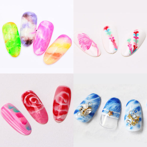 VENALISA Flower Effect Blossom Gel Nail Polish