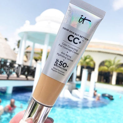 IT COSMETICS Your Skin But Better CC+ SPF