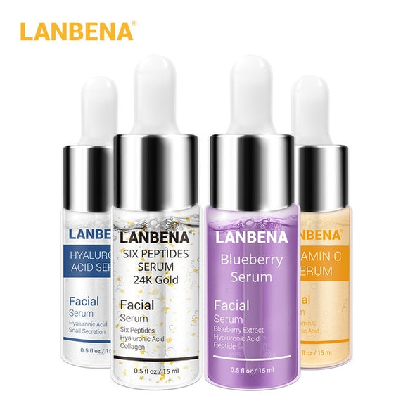 LANBENA 4PCS Serums