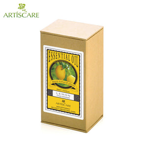 ARTISCARE 100% Natural Pure Lemon Essential Oil