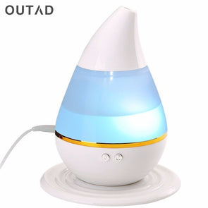 Ultrasound Diffuser humidifier With 7 Color Lights