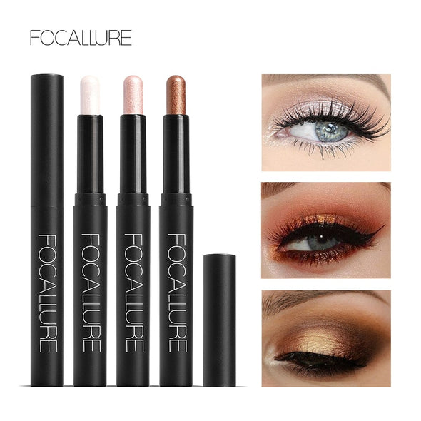 FOCALLURE 12 Colors Eye Shadow Pen