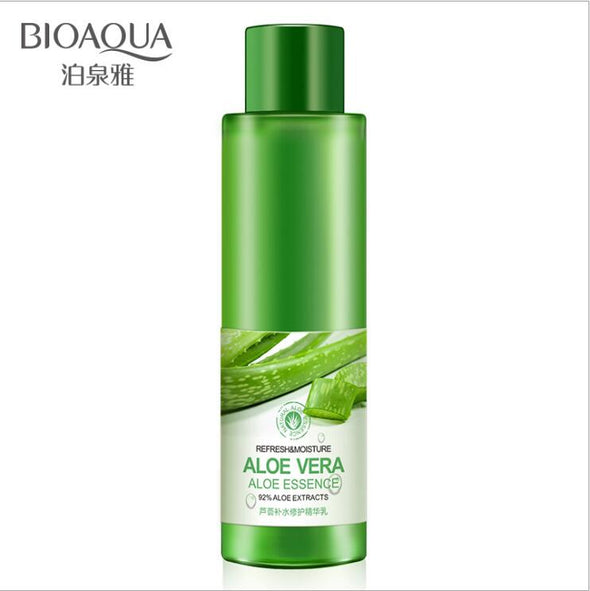 Korean Natural Aloe Vera Face Toner Gel