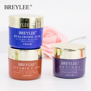 Face Cream Hyaluronic Acid,  Retinol Whitening and Vitamin C Skin Care
