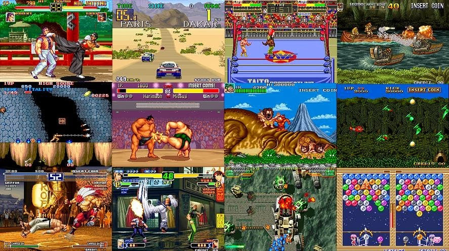 Mame All Games Download