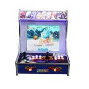 Arcade Bartop Deluxe +2200 Games-Hyperspin Systems™