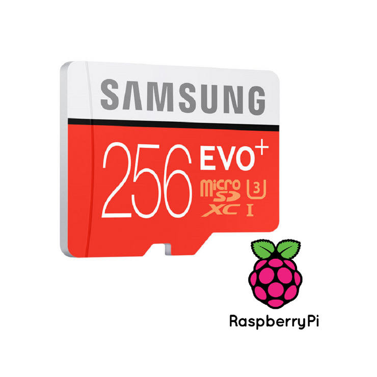 HyperPie +75 Systems 256GB Micro SD RaspberryPi-Hyperspin Systems™