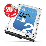 Hyperspin +90 Systems 2TB Internal HDD-Hyperspin Systems™