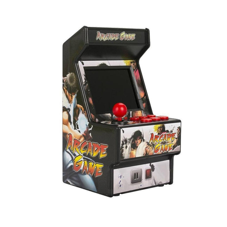 Mini Arcade Cabinet +150 Games Built-in-Hyperspin Systems™