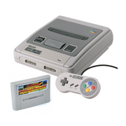 Super Nintendo / Super Famicom HDMI Console +1500 Games-Hyperspin Systems™