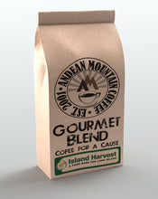 Load image into Gallery viewer, Andean Mountain Gourmet Blend for Island Harvest, we donate $1 for every pound sold..