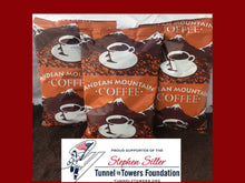Load image into Gallery viewer, Andean Mountain Gourmet Blend - Tunnel to Towers, we donate $1 for every pound sold.