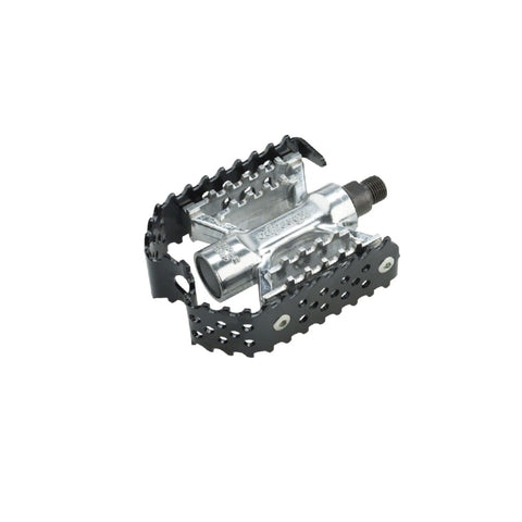 Odyssey Triple Trap Pedals Black 1/2""