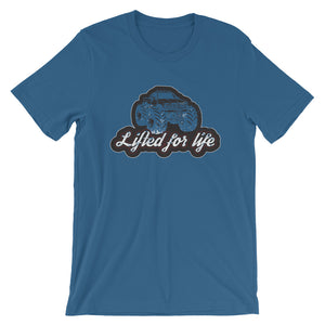 Lifted for Life | Short-Sleeve Unisex T-Shirt