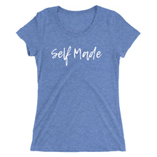 Load image into Gallery viewer, Self Made | Ladies' short sleeve t-shirt