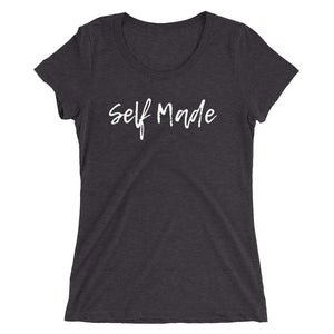 Self Made | Ladies' short sleeve t-shirt