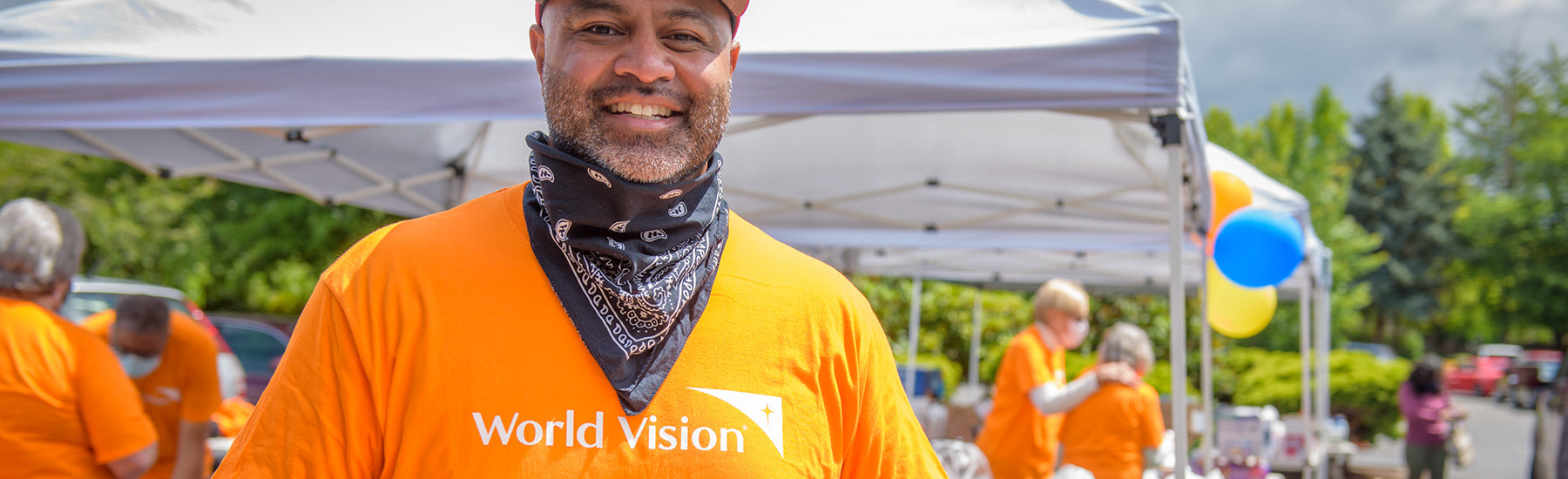 Nunbelievable Stories: How World Vision is Continuing its Humanitarian Mission in the Face of a Global Pandemic