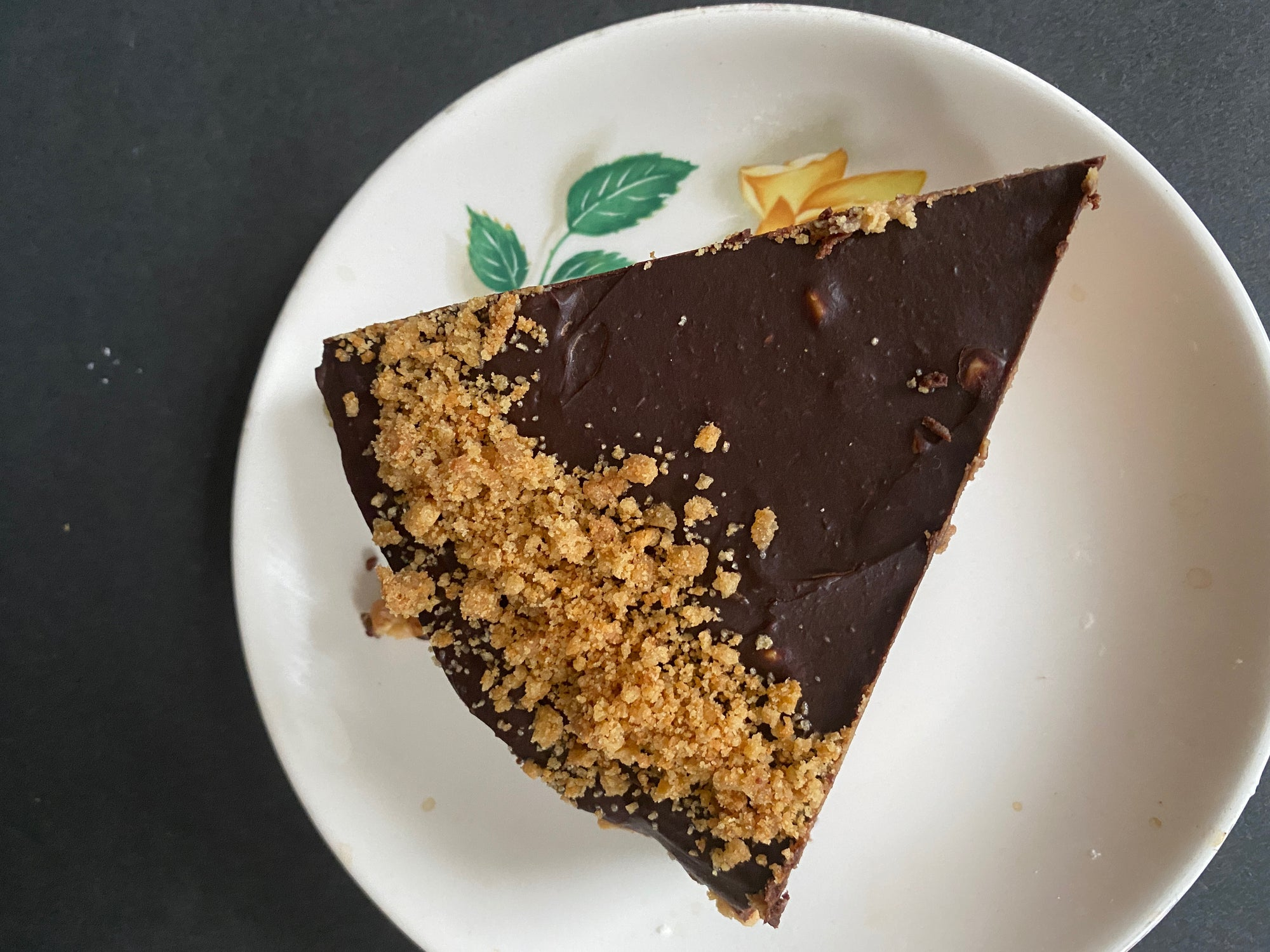 Nunbelievable Recipes: An Indulgent Chocolate Peanut Butter Pie